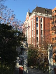 三田キャンパス