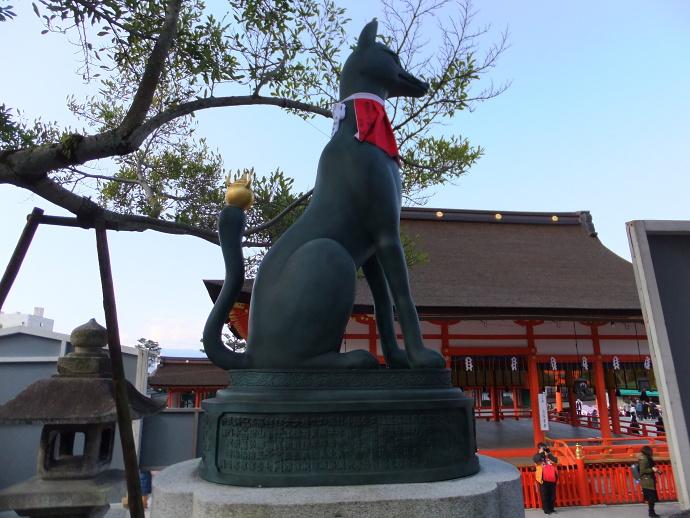 160107稲荷キツネ (2)