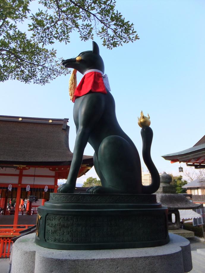 160107稲荷キツネ (3)