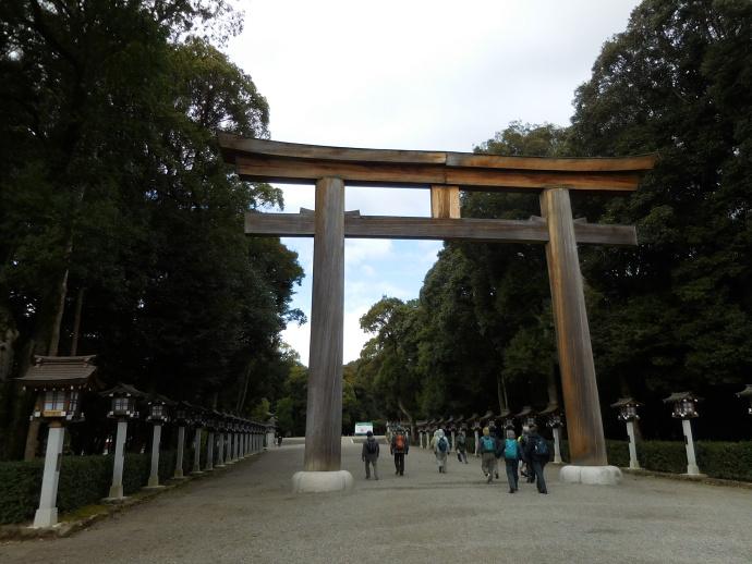 150120橿原神宮 (2)