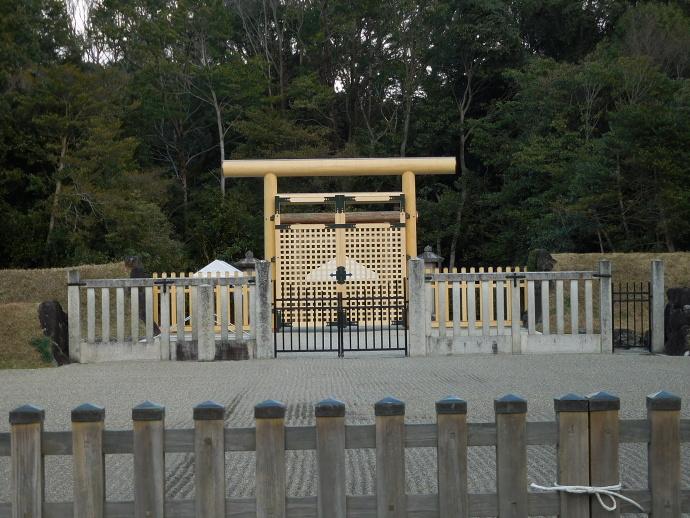 160120神武天皇陵 (5)
