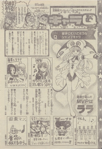 ジャンプ投稿ページジャン魂2007年12号