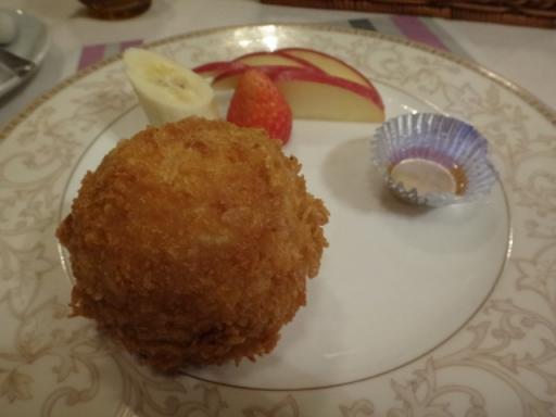 アイスの天ぷら