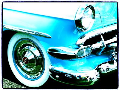 去年のABCラジオ祭りで展示されていた車です。