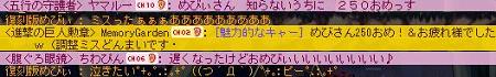 めびさん250 3