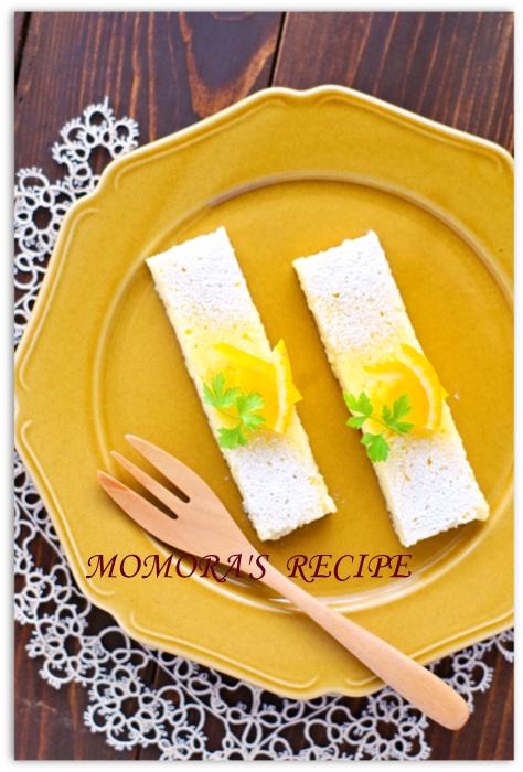 マーマレードヨーグルトケーキ (1)
