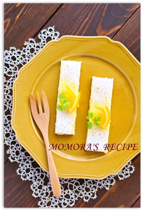 マーマレードヨーグルトケーキ (2)