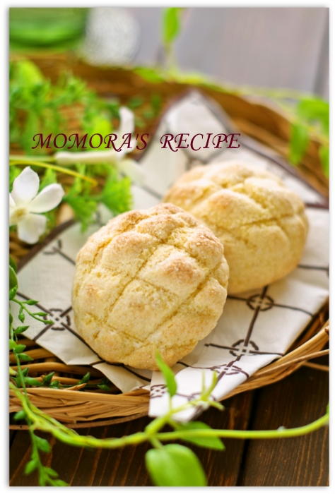 HM豆腐メロンパン (2)