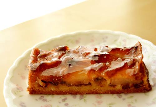 【ケーキ】リョーコ「洋梨とショコラのタルト」 (2)