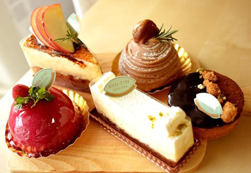 【ケーキ】ビヤンネートル20151213 (2)
