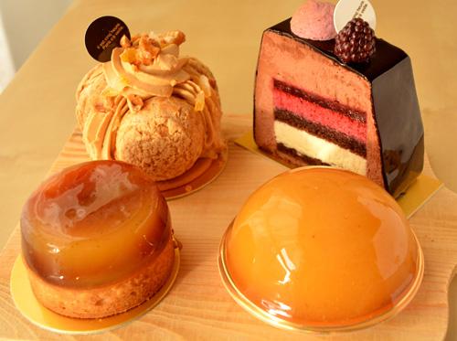 【ケーキ】パリセヴェイユ_151227 (1)