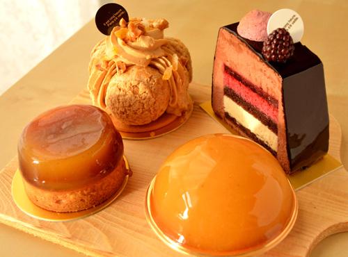 【ケーキ】パリセヴェイユ_151227 (2)