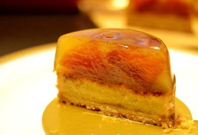 【ケーキ】パリセヴェイユ「タルトポンムユズ」02