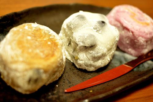 【和菓子】大福屋「豆大福」 (4)