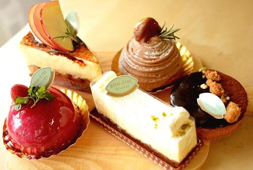 【ケーキ】ビヤンネートル20151213 (1)