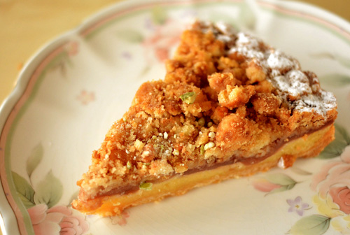 【ケーキ】ビヤンネートル「タルトオポム」 (2)