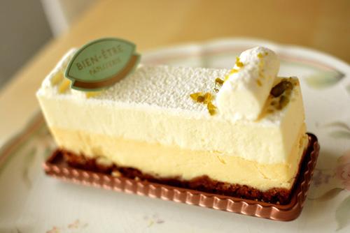 【ケーキ】ビヤンネートル「ドゥフロマージュ」 (2)