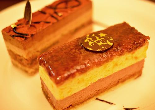 【ケーキ】ロント「サンマルクオランジュ」