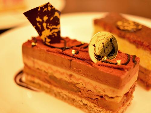 【ケーキ】ロント「レ・ミゼラブル」