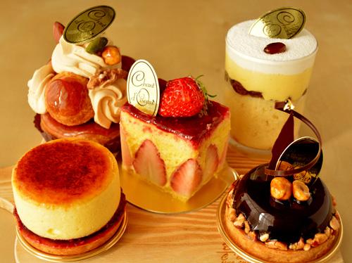 【ケーキ】シャンドワゾー_20160131