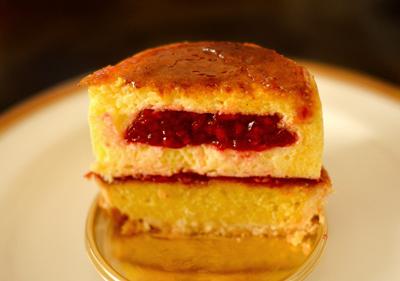 【ケーキ】シャンドワゾー「シブーストフランボワーズ」 (2)