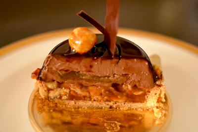 【ケーキ】シャンドワゾー「グルマンディーズ・デ・ドワゾー」 (2)