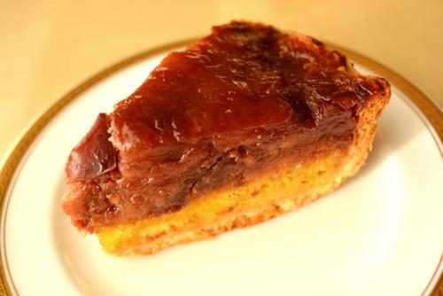 【ケーキ】シャンドワゾー「タルトポム」