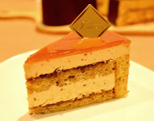 【ケーキ】タンドレス「シャルロット・フィグ」