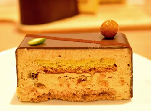 【ケーキ】タンドレス「ノワゼッティーヌ」