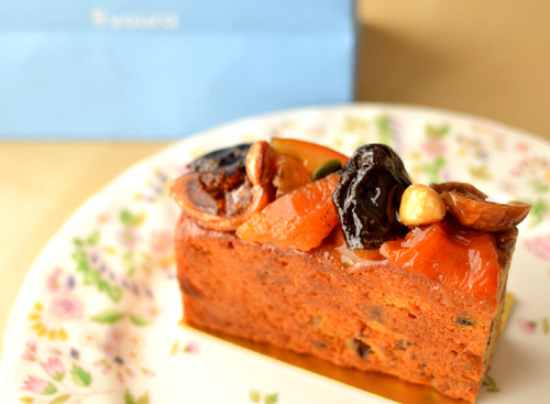 【ケーキ】リョウラ「ケークフリュイ」