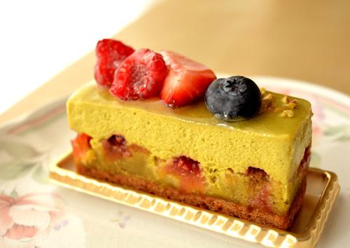 【ケーキ】トゥルモンド「デリスピシュターシュ」