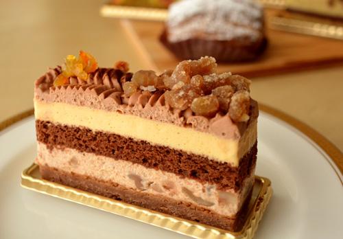 【ケーキ】トゥルモンド「アンパクト」 (2)