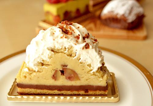 【ケーキ】トゥルモンド「和栗のモンブラン」 (2)