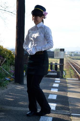 駅長DSC_4839