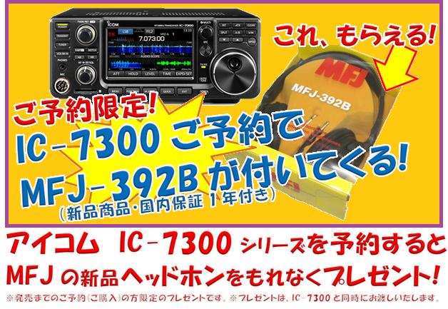 IC-7300/M/S