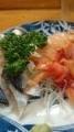 赤貝と小肌酢