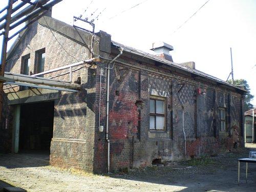 トチセン・汽罐室