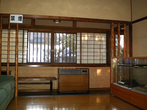 木村浅七邸・応接室