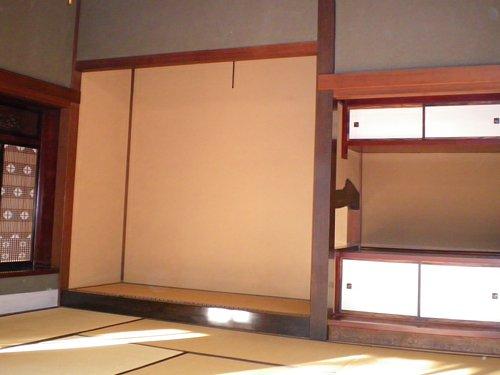 木村浅七邸・大広間