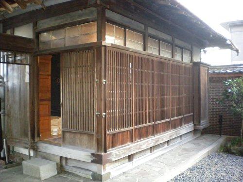 木村浅七邸・蔵前