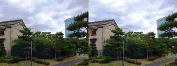 藤田邸跡公園④(平行法)