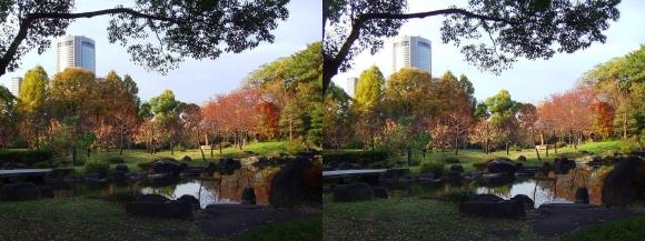 藤田邸跡公園②(平行法)