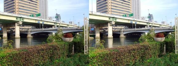 難波橋(平行法)