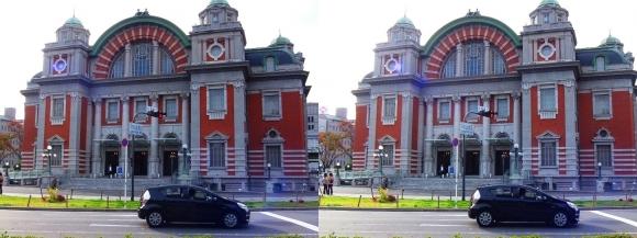 大阪市中央公会堂(平行法)