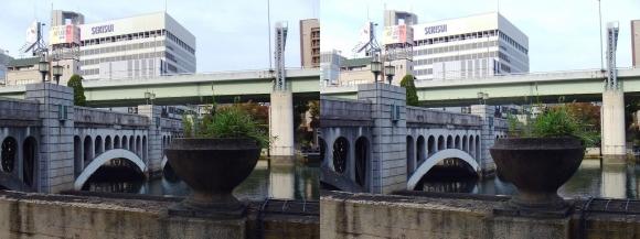 水晶橋(平行法)