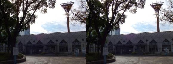 靭テニスセンター(平行法)