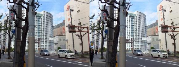 土佐堀橋①(平行法)