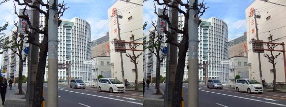 土佐堀橋①(交差法)