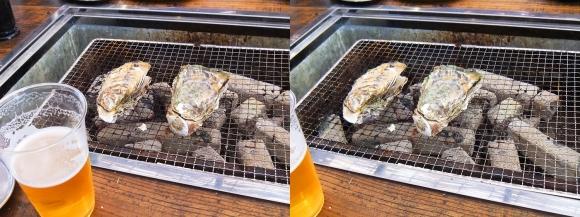 みなと食堂 バーベキュー②(平行法)