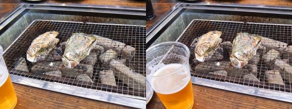 みなと食堂 バーベキュー②(交差法)